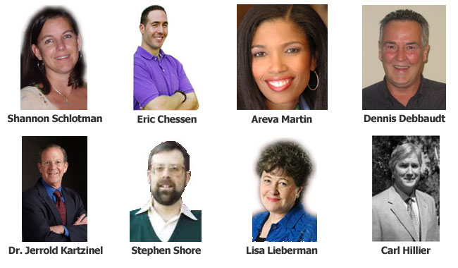 Our Panel of Experts for 2012